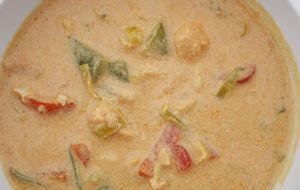 Oppskrift på kremet fiskesuppe