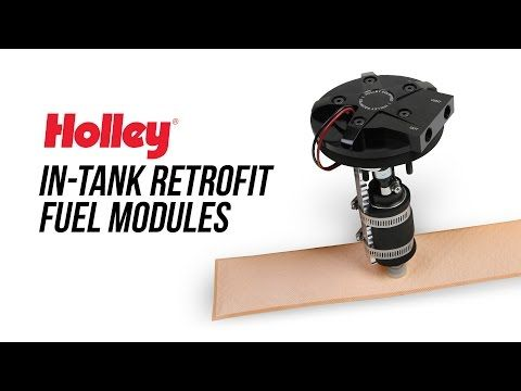 Holley EFI retrofit kit