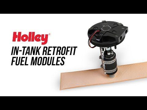 Holley EFI retrofit kit