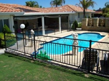 Glamorous pool fence panels and pool fence prices fence and gate pinterest pool fence the for Swimming pool safety fence prices