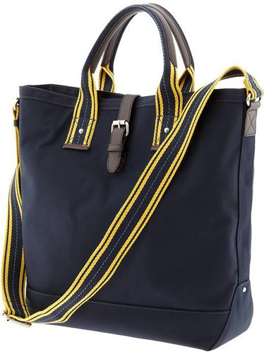 For anyone who loves a messenger, but is ready for a newer shape. Preppy, but not just for preppies. Aidan nylon bag ($79.50) by Banana Republic, bananarepublic.com   - Esquire.com