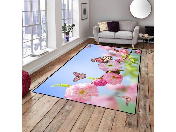 biga 3d pink beauty koberec