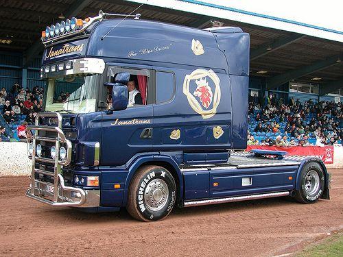 ADNO Exclusive Truck Interiors # 20064