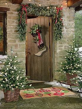 Outdoor Christmas Decorations And Outdoor Christmas On Pinterest