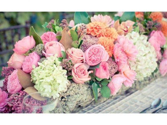 Centerpieces  Pink Wedding Centerpieces #797442  Weddbook #12  Designs Ideas
