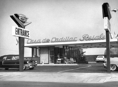 Casa De Cadillac Used Cars California