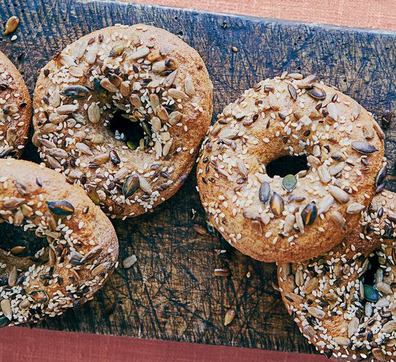The healthiest bagels, finally! Plenty of protein and no sugar to be found!