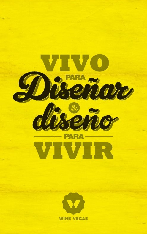 Feliz Día Mundial del Diseño! -  Happy World Design Day!