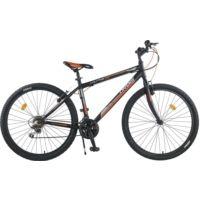 Orbis Voltage 27,5 Jant Bisiklet 21 Vites Siyah-Turuncu Dağ Bisikleti