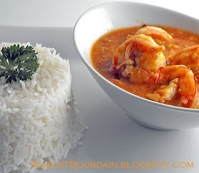 Singapore Chilli Prawns | All things Savoury | Pinterest