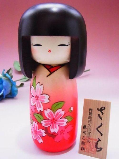 Google image search for Kokeshi Doll ...
