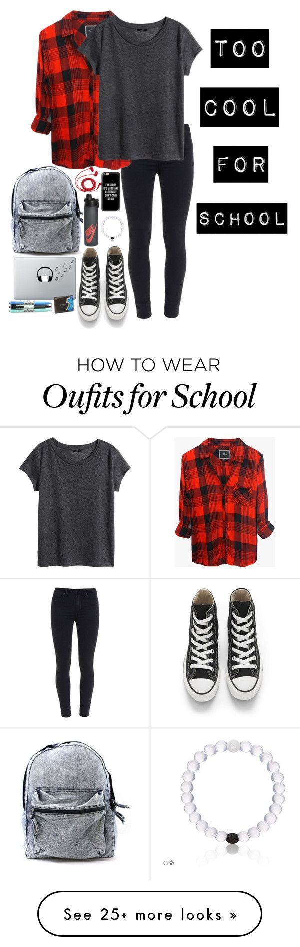 15 best teen outfits for school with vans