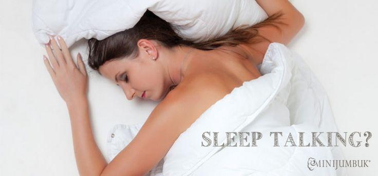 Sleep talking is a sleep disorder that involves unconscious talking during sleep.