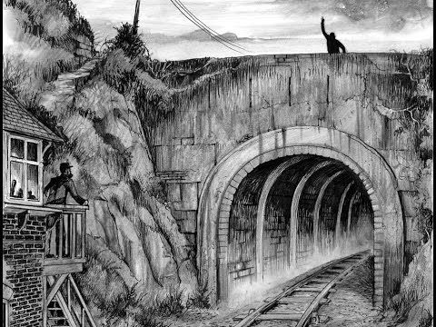 Charles Dickens - Hlídač (horor) - YouTube