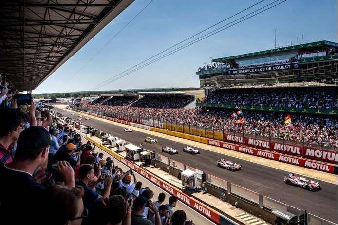24 Heures du Mans 2018 : à vos agendas ! https://link.crwd.fr/2FDX #lemans