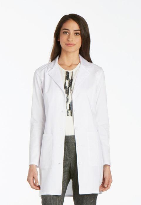 "Cherokee Workwear Women's Lab Coats 4439 33"" Lab Coat"