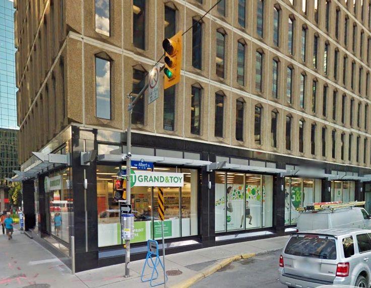116 Albert Street  #Retail #SpaceForLease #AlbertStreet #Ottawa