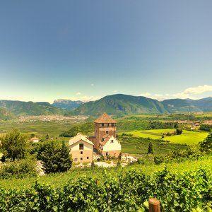 Romantisches Hotel Schloss Hotel Korb - Eppan, Südtirol, Italien