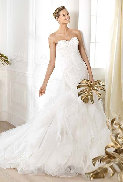 Wedding Dresses Elys Wimbledon - Pronovias Wedding Dresses - Teokath of London