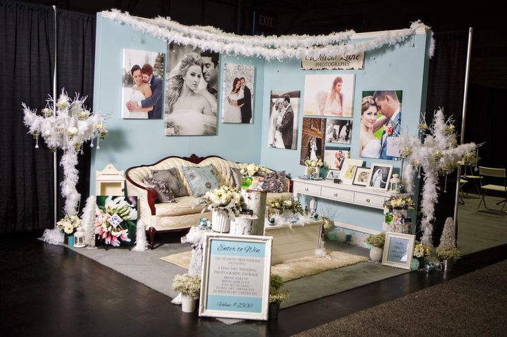 Trade Show Booth Edmonton : Bridal show booth by willow lane photography edmonton
