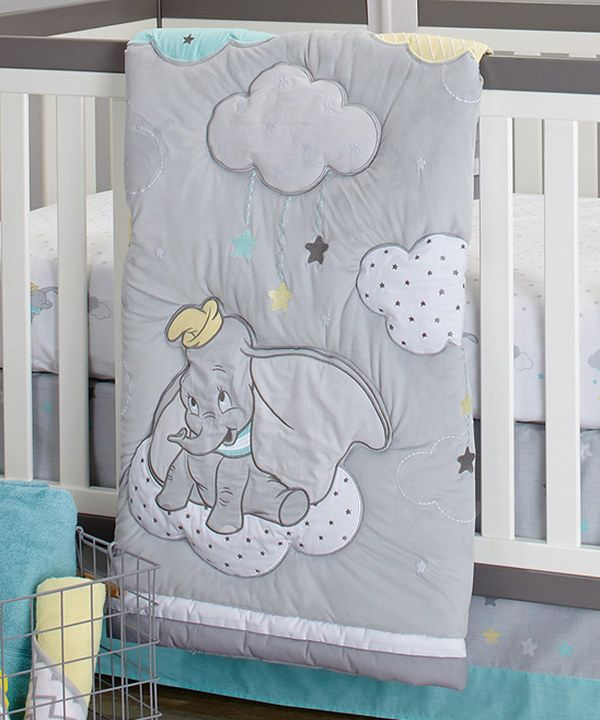 Look at this Dumbo Dream Big Blanket on #zulily today!