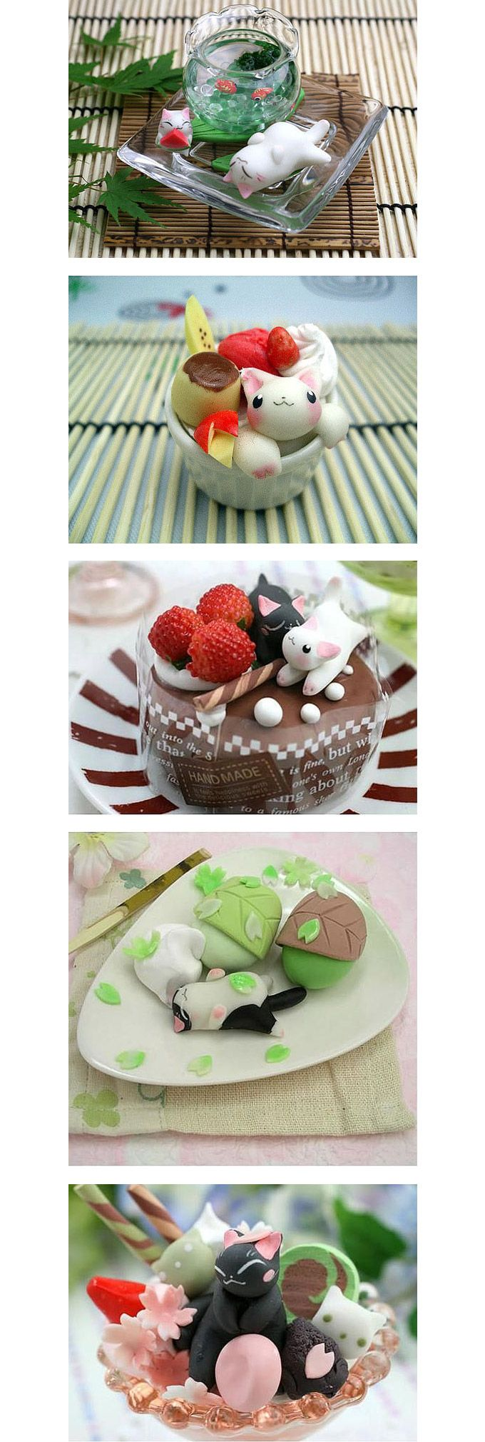 kawaii desserts SOOOOOOOO CUUUUUUUTTTEEE!!!