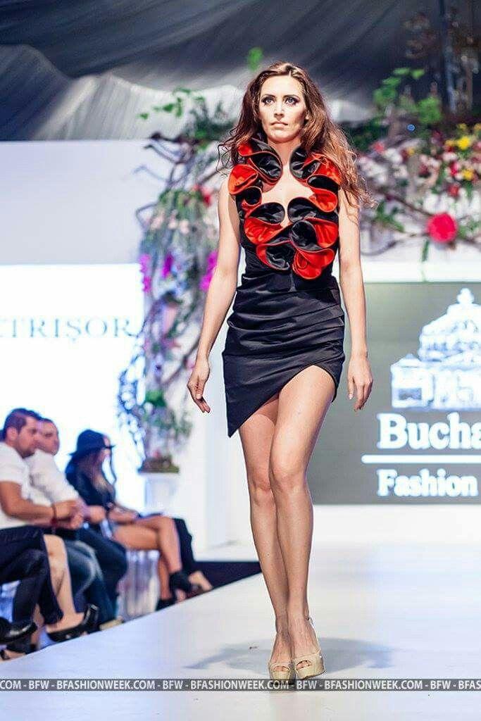 Designed by GeorgiaPetrisor Bucharest Fashion Week April 2015