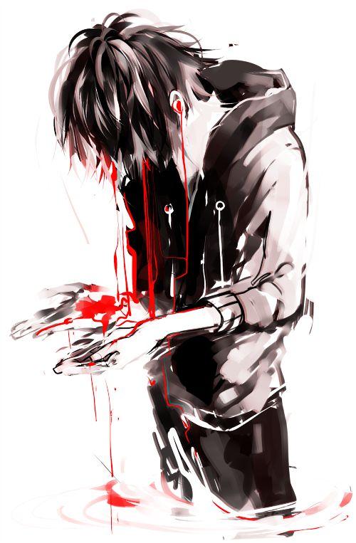 1000+ Ideas About Dark Anime On Pinterest