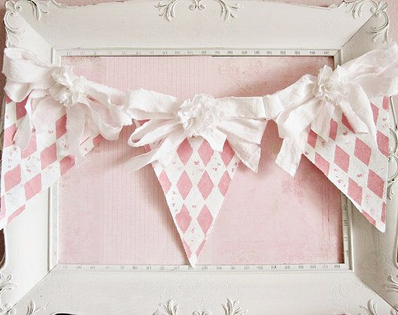 Lusciously soft & adorable! Hey, I found this really awesome Etsy listing at https://www.etsy.com/listing/216715616/shabby-chic-valentines-day-banner-shabby