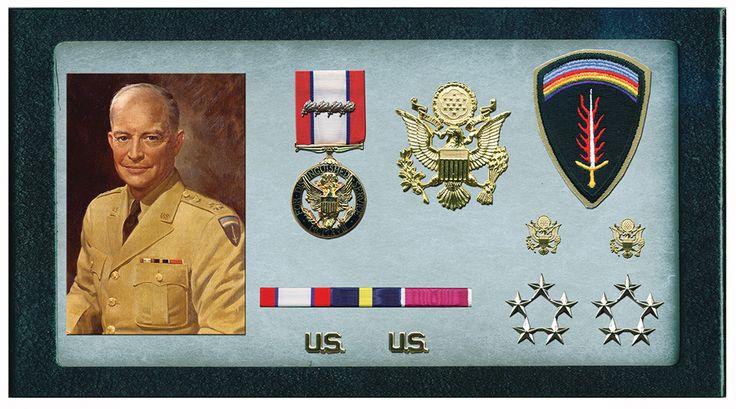 EISENHOWER MEDALS General Dwight D Eisenhower Medals