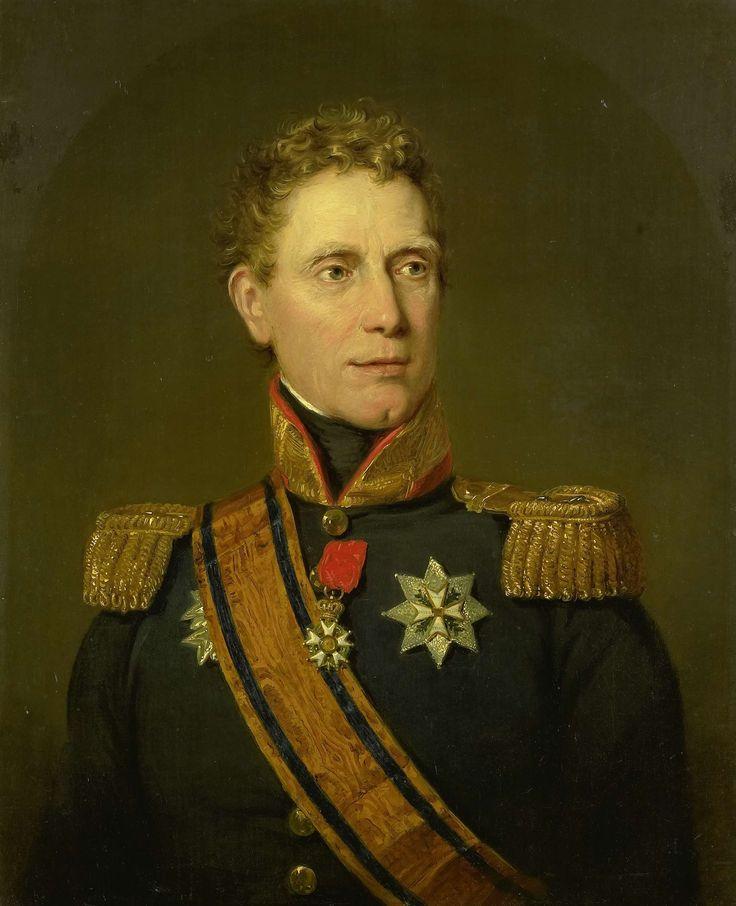 Jonkheer Jan Willem Janssens (1762-1838). Gouverneur van de Kaapkolonie en gouverneur-generaal van Nederlands Oost Indië, Jan Willem Pieneman, 1815 - 1838