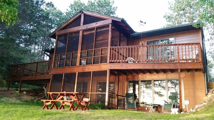 12 best mi cabins upper peninsula images on pinterest for Vrbo wisconsin cabins