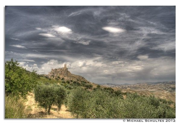 Landscape in southern Italy © Michael Schultes Photography  2012