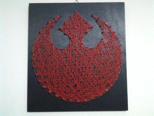 Star wars rebel sign