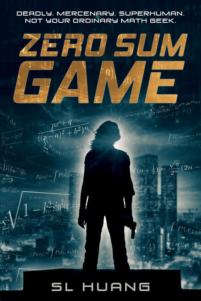 S.L. Huang: Five Things I Learned Writing Zero Sum Game