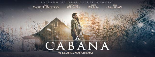 """Saleta de Leitura: [Livros e filmes ] Adaptação """" A Cabana """" estréia ..."""