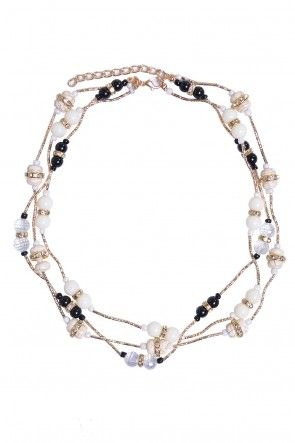 Wendy Layer Beaded Necklace