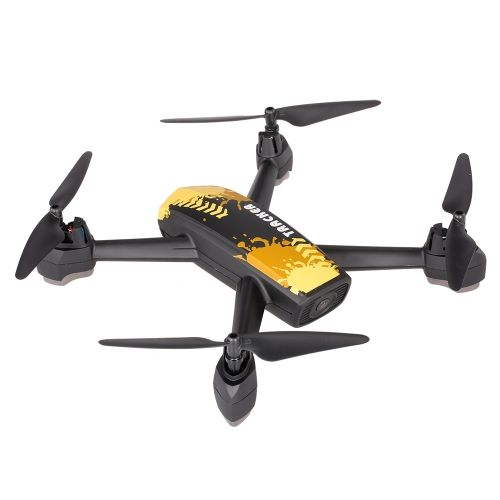 Shop best yellow JXD 518 2.4G 720P Camera Wifi FPV GPS Positioning Altitude Hold RC Quadcopter from Tomtop.com at fast shipping. Various discounts are waiting for you!