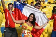 FIFA World Cup Round of 16 Brazil vs Chile at Estadio Mineirao on Saturday 28 June, 13:00 Local Time, 17:00 BST, 12:00 EDT  Brazil focus in the absence of Chile in height in pieces when the two sides meet in the second round of the FIFA World Cup in Belo Horizonte set. The clash on Saturday, the host is entered as favorite, but wary of Chile, which impress to qualify as second in Group B to be underestimated.