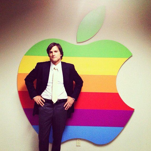 Pin for Later: Toutes les Stars Que Vous Devriez Suivre Sur Instagram Ashton Kutcher Suivez Ashton: aplusk