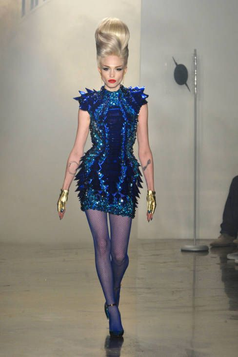 The Blonds S/S 2014