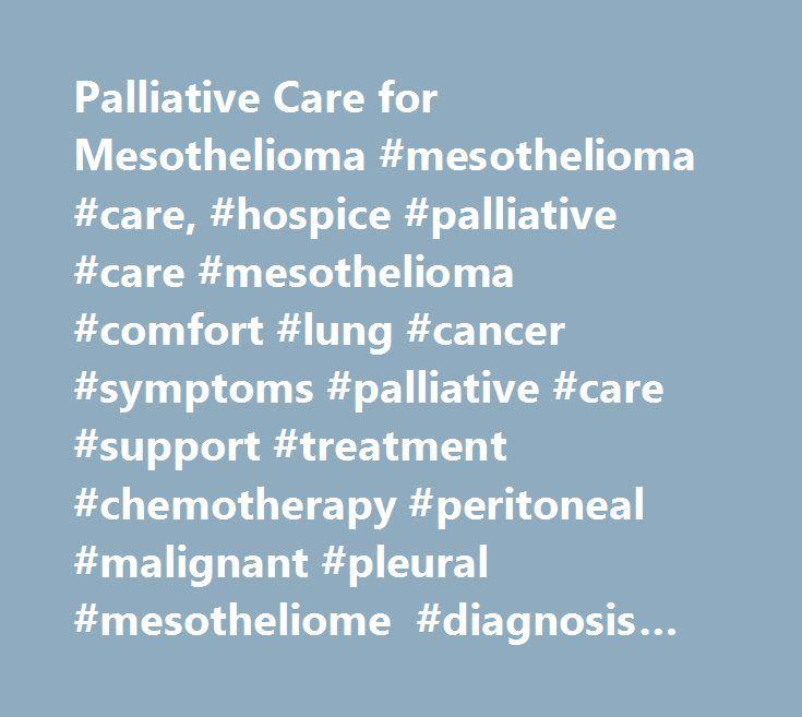Mesothelioma-Care