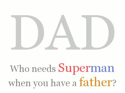 father's day special words