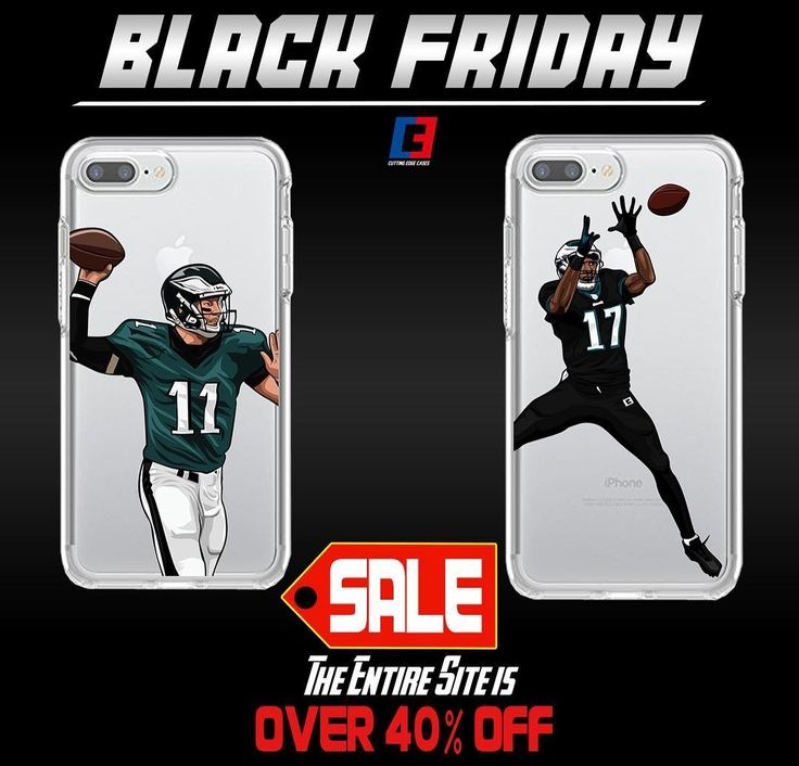 Huge Black Friday Sale from @cuttingedgecases  All Philly Cases are over 40% off!  !Shop today at CuttingEdgeCases.com (LINK IN STORY) Learn more Philadelphia Eagles  https://clssport.com/category/nfl/philadelphia-eagles/ or @eaglesfans247 on Bio #eaglesfans247 #EaglesNation #PhiladelphiaEagles #bleedgreennation #eaglespride #phillyfootball #FlyEaglesFly #eaglenation #eaglesteam #eaglesclothing