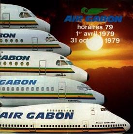 Air Gabon - Transgabon