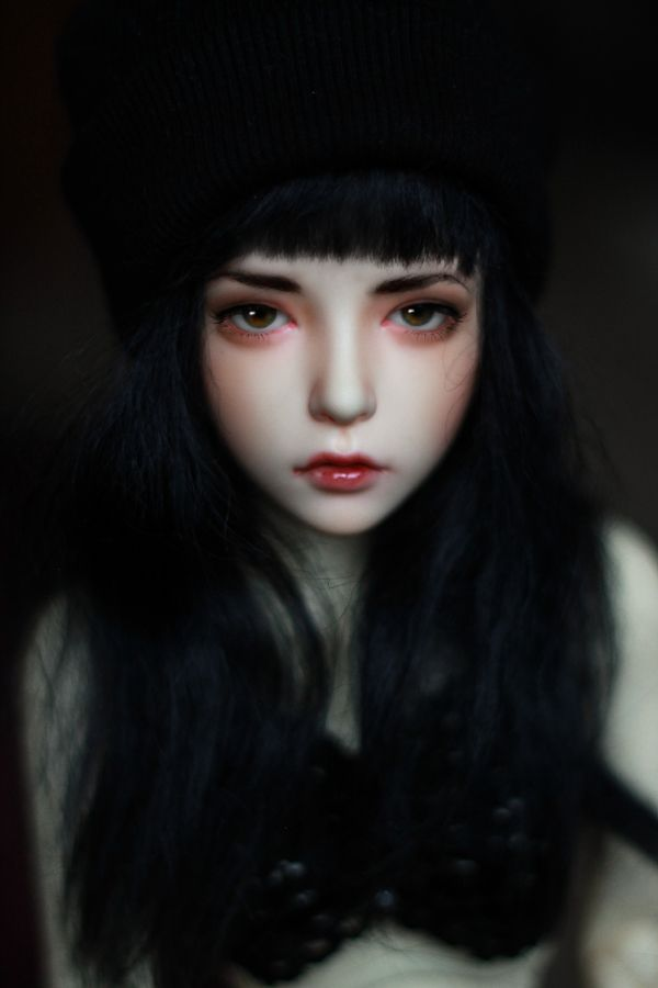 Fantasy | Whimsical | Strange | Mythical | Creative | Creatures | Dolls | Sculptures | Dara by ChinchouPrincess
