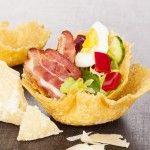 Cestini e cialde di parmigiano: ricette facili e veloci | Donna Moderna