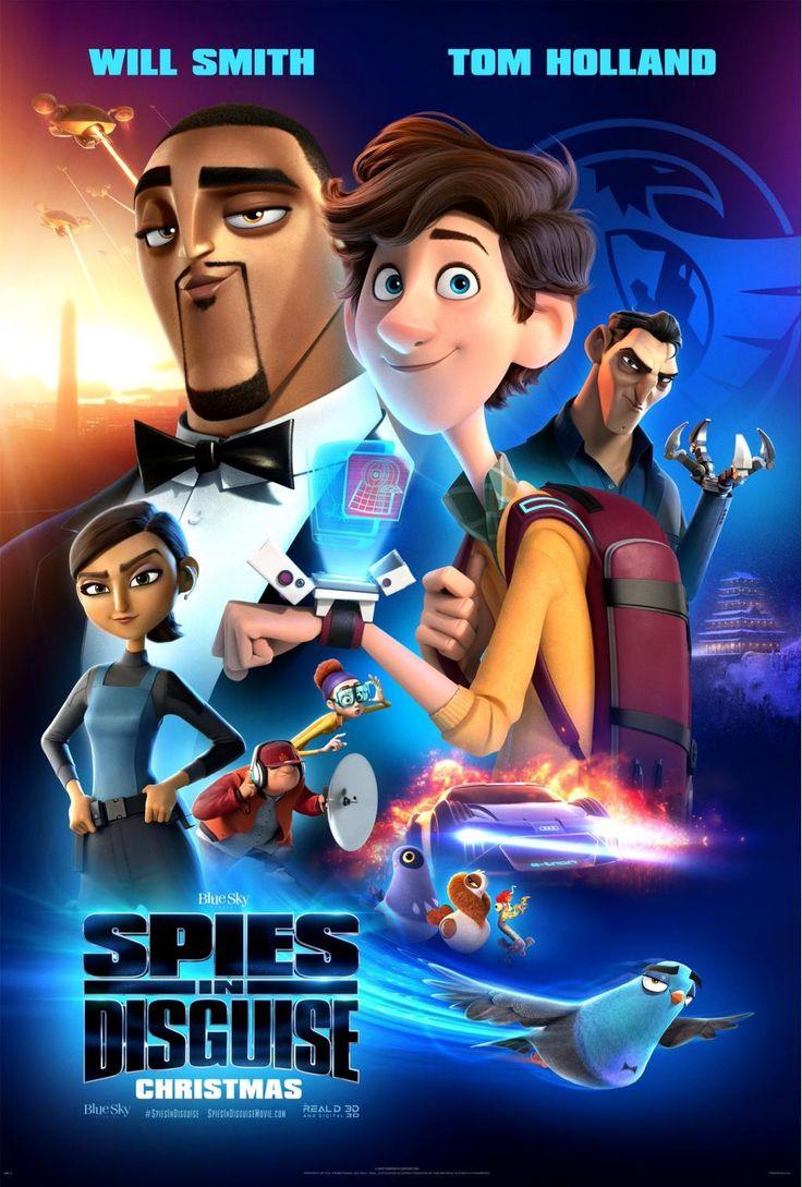 Spies in Disguise 2019 Movie Trailer Video Online