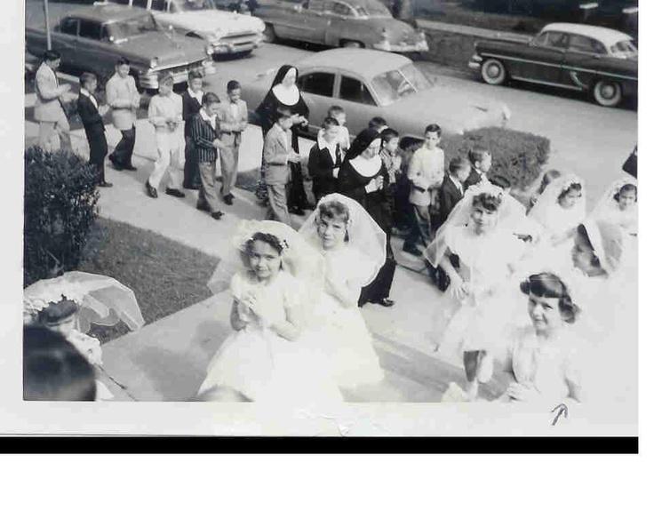 First Holy Communion: Childhood Memories, Ready May 5Th, Memories Lane, Catholic Faith, Vintage Photo, First Holy Communion, Baby Boomer, Kerry Anne, Catholicism Faith