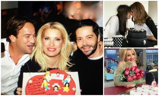 Οι πιο περίεργες τούρτες γενεθλίων Ελλήνων Celebrities: Πάρε ιδέες!